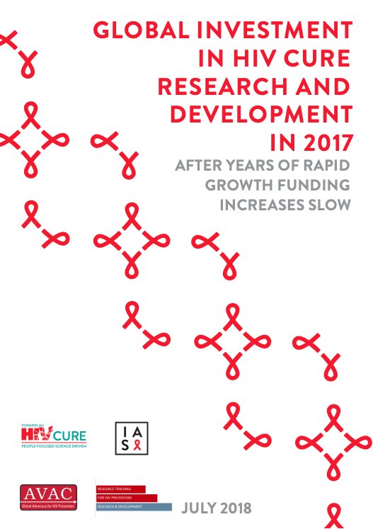 cure investment report cover